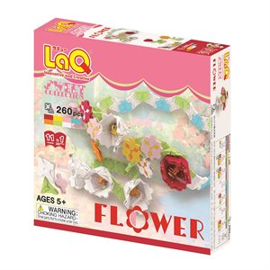 Bild av LaQ Sweet Collection Flower- Blommor
