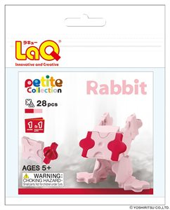Bild av LaQ Petite Collection Rabbit